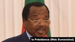 Shugaba Paul Biya