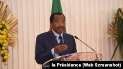 Paul Biya (archives)