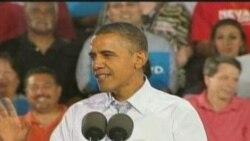 Encuestas favorecen a Obama 2 dias antes del primer debate presidencial