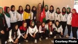 تیم ملی فوتبال بانوان افغانستان