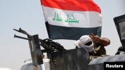 伊拉克軍隊在費盧杰城下