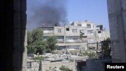 دمشق، نوزده ژوئیه