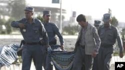 آرشیف: حملۀ انتحاری بر مرکز فرهنگی بریتانیا در کابل