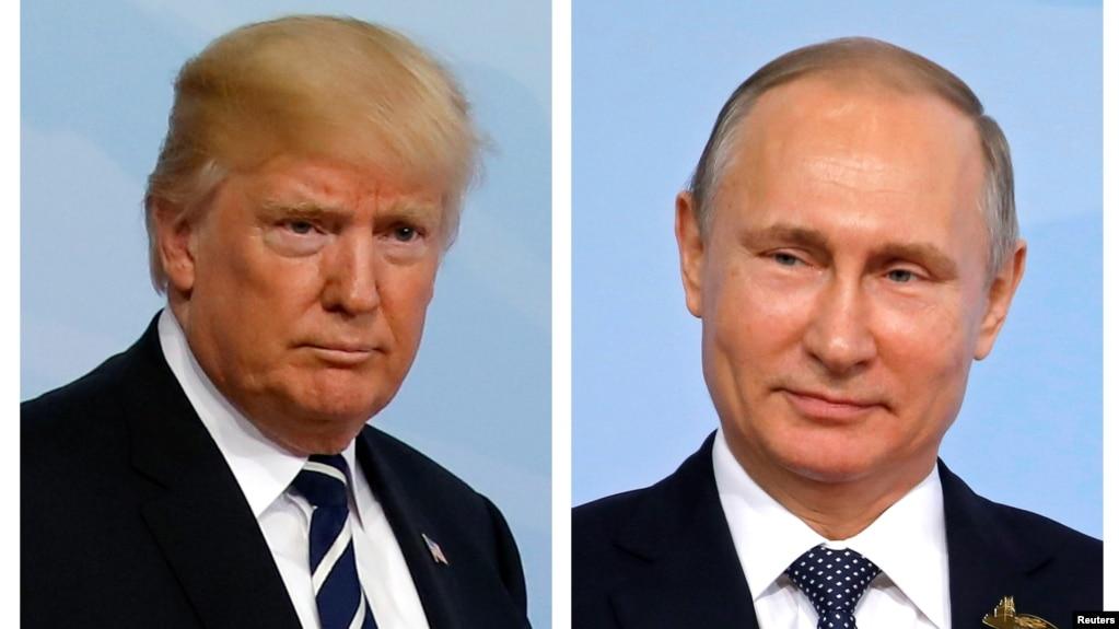 Donald Trump,El presidente de Estados Unidos, ha invitado al líder ruso Vladimir Putin a la Casa Blanca