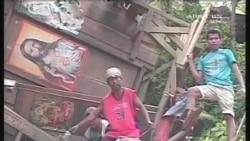 2012-01-05 粵語新聞: 菲律賓金礦塌方至少25人死