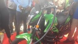 Mu Rwanda Habonetse Moto Zikoresha Amashanyarazi