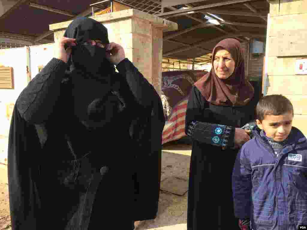 اقوام متحدہ کے مطابق موصل کے فوجی آپریشن کی وجہ سے ایک لاکھ 48 ہزار سے زائد عراقی بے گھر ہوئے ہیں۔