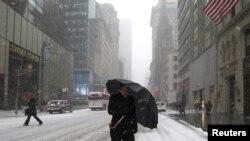 Peta avenija u Njujorku, 21. januara 2014.