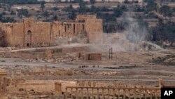IŞİD'in son saldırısını düzenlediği tarihi Palmira bölgesi 2016'da Rus ve Suriye ordularının düzenlediği ortak operasyonal örgütün elinden alınmıştı.