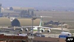 Bir İran uçağı, Suriye'ye silah taşıyor olabileceği şüphesiyle Mart ayında Türk hava sahası üzerinden geçerken Diyarbakır'a indirilmişti