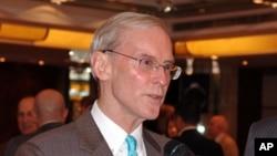 美国驻香港总领事杨苏棣