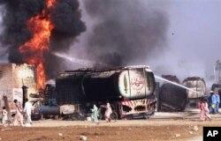 Pakistan : excuses des Etats-Unis pour la mort de deux soldats pakistanais dans un raid de l'OTAN