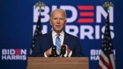 ကန္သမၼတေရြးေကာက္ပြဲ Joe Biden လက္ရွိအခ်ိန္ ဦးေဆာင္ေန
