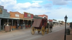 "Tombstone, Arizona: ""The Town Too Tough To Die"""
