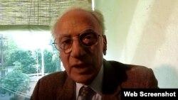پروفیسر ڈاکٹر مہدی حسن، فائل فوٹو