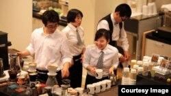 경제적 자립 위해 땀흘리는 탈북 청년들