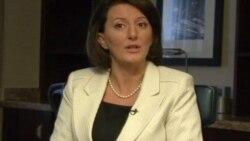 Intervistë me znj. Atifete Jahjaga presidente e Kosovës