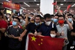 China Canada Huawei