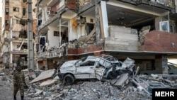 Earth quake in west Iran6, Kermanshah, زلزله در غرب ایران، منطقه مرزی کرمانشاه و ایلام