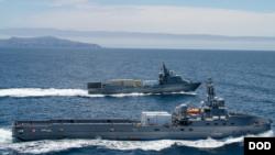 """У липні 2021 року автономний корабель """"Флоту-володаря привидів"""" NOMAD здійснив перехід на більш ніж 4 000 морських миль"""