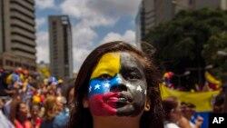 Las protestas no han sido reportadas de manera objetiva en el reporte de Amnistía Internacional, según el gobierno venezolano.