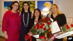 Δύο Ελληνοκύπριες τιμήθηκαν στη Νέα Υόρκη