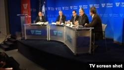 Skup u Centru Vudro Vilson na temu bezbednosnih izazova za Evropu 2015, Vašington 29. januar 2015.