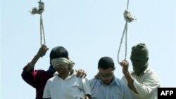 Архив: казнь в Иране