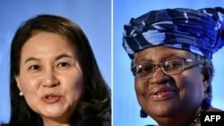 Yoo Myung-hee da Ngozi Okonjo-Iweala