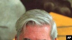 Mario Vargas Llosa (file photo)