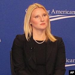 美国宪法协会首席法律顾问维德拉
