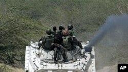 Muqdisho: Saldhig AMISOM oo la Weeraray