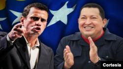 Hầu hết những cuộc thăm dò công luận cho thấy ông Henrique Capriles theo sau Tổng thống Hugo Chavez