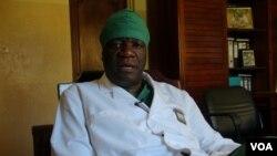 Denis Mukwege, le gynécologue qui soigne les femmes victimes de viols en RDC.