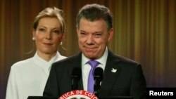 خوان مانوئل سانتوس، رئیس جمهوری کلمبیا