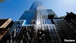 نیویارک کی مہنگی اپارٹمنٹ بلڈنگز میں چینی خریدار دلچسپی۔ (فائل فوٹو)
