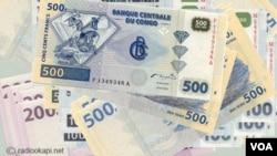 Les variation de change perturbent vite les prix à la consommation en RDC.