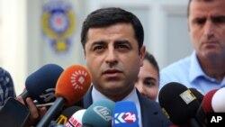HDP lideri Səlahəddin Dəmirtaş