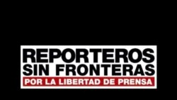 Reax por informe de Reporteros sin Fronteras