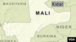 Partai-partai utama di Mali menolak seruan Konvensi Nasional (Foto: peta wilayah Mali)