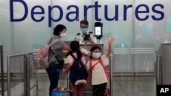 香港移民潮再現。