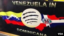 Según las últimas informaciones el diálogo entre la oposición y el gobierno venezolano se iniciará este jueves a las cinco de la tarde en Santo Domingo.