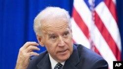 ຮອງປະທານາທິບໍດີສະຫະລັດ ທ່ານ Joe Biden