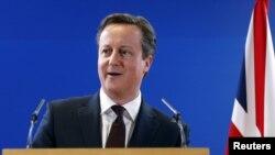PM Inggris David Cameron (Foto: dok).
