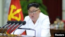 Pemimpin Korea Utara, Kim Jong Un