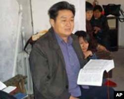 中國家庭教會聯合會會長張明選