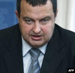 Ministar unutrašnjih poslova Ivica Dačić