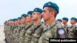Azərbaycan hərbçiləri