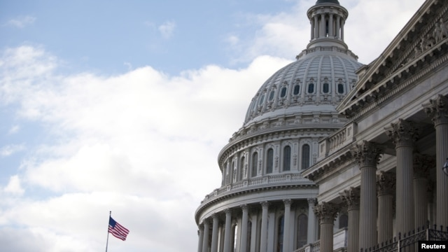 Điện Capitol, Trụ sở Quốc hội Hoa Kỳ.