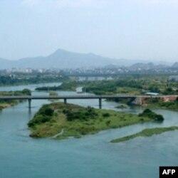 中国广东的河流